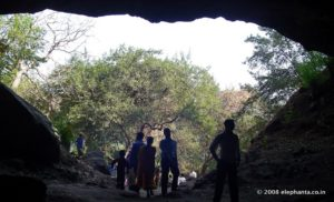 Caves in Elephanta