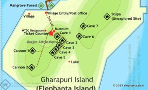 Elephants Island Map