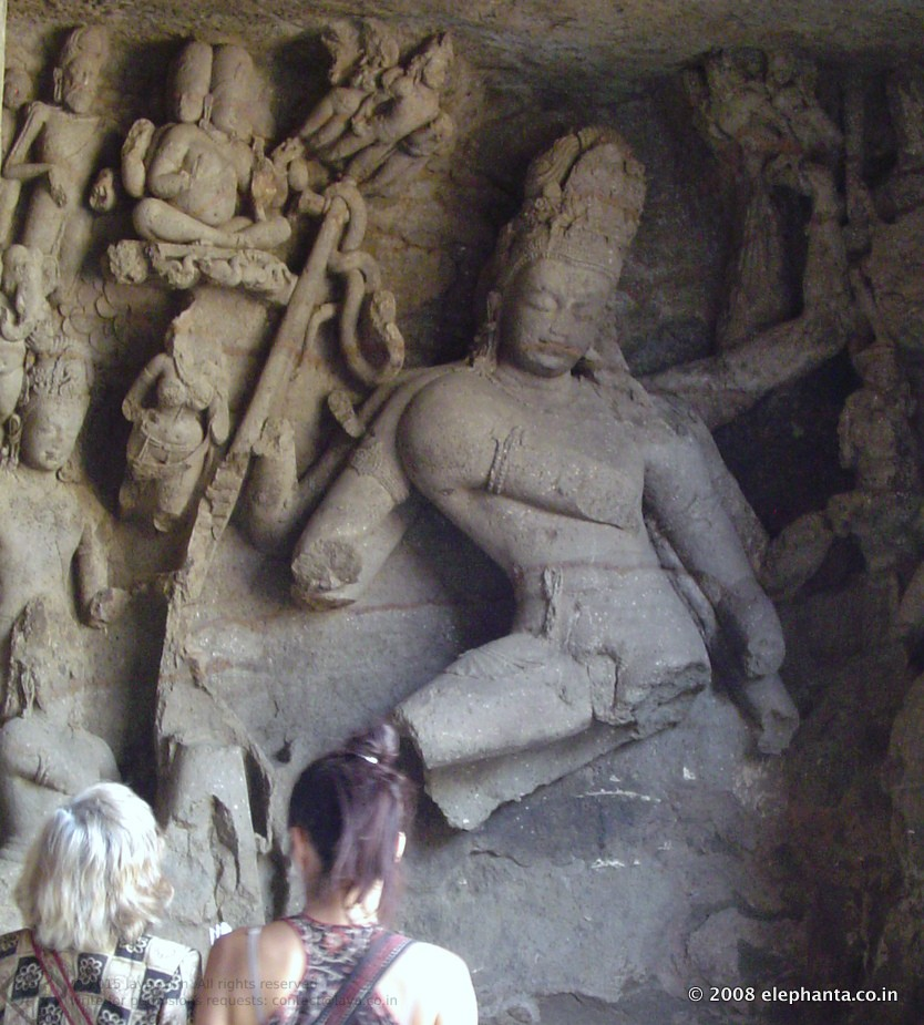 essays on elephanta the great cave of shiva